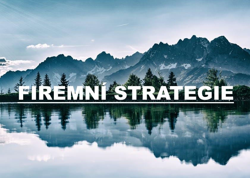 Firemní strategie