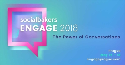 Socialbakers Engage Prague