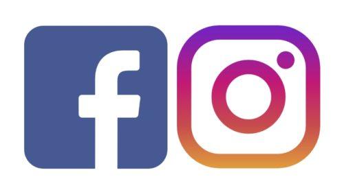 Facebook a Instagram v ČR