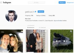 Instagram Petr Čech