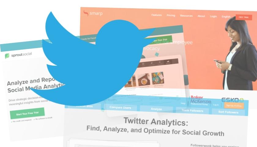 Twitter nástroje