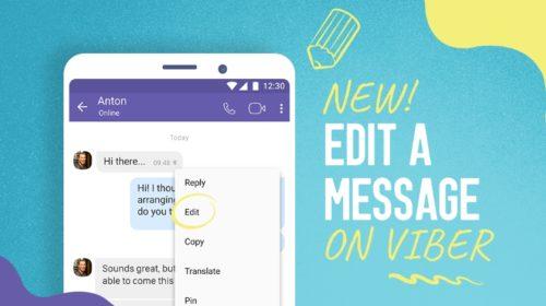 Viber má nové funkce