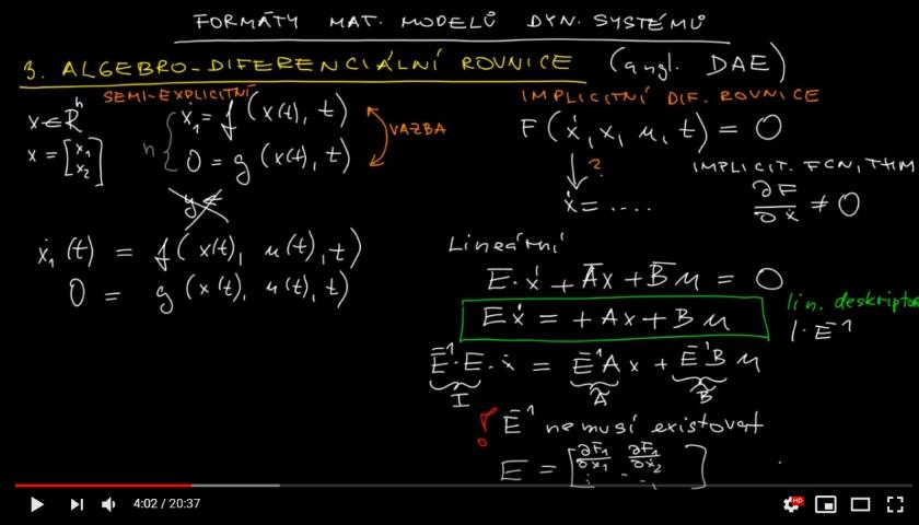 YouTube videa místo přednášek  1ef5a7d91e