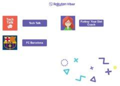 Viber Top 3 chat boti