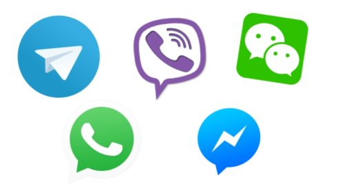Nahradí messengery klasické sociální sítě?
