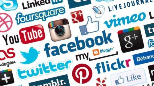 Češi jsou na sociálních sítích velmi aktivní