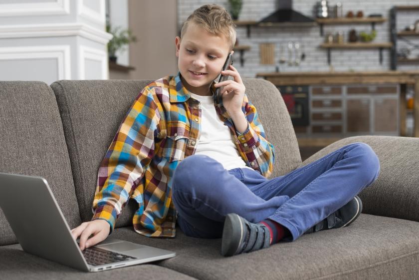 Co děti vyhledávají na internetu