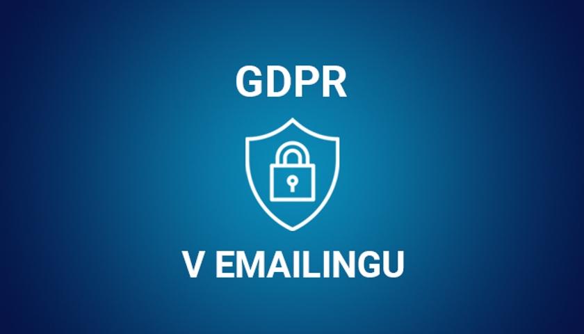 Jak na newslettery podle GDPR