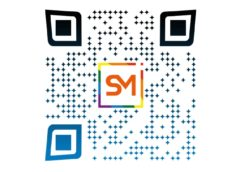 QR code SOCIAL MEDIA NETWORK NEWS