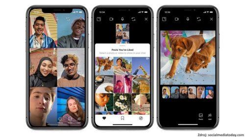 Instagram zvažuje možnost přidat více než jednoho hosta do živého vysílání