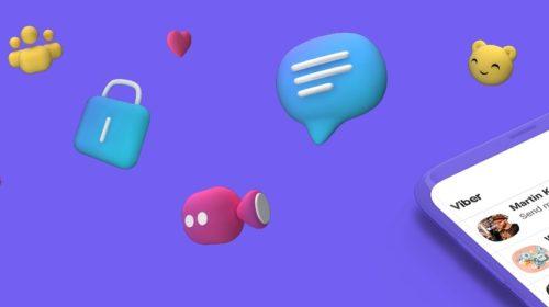 Objem hovorů přes Viber vzrostl na čtyřnásobek