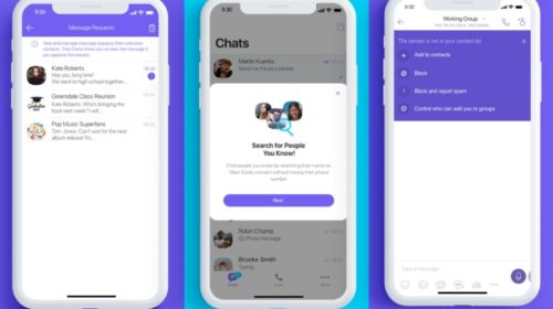 Viber oznámil nové nástroje k omezení spamu